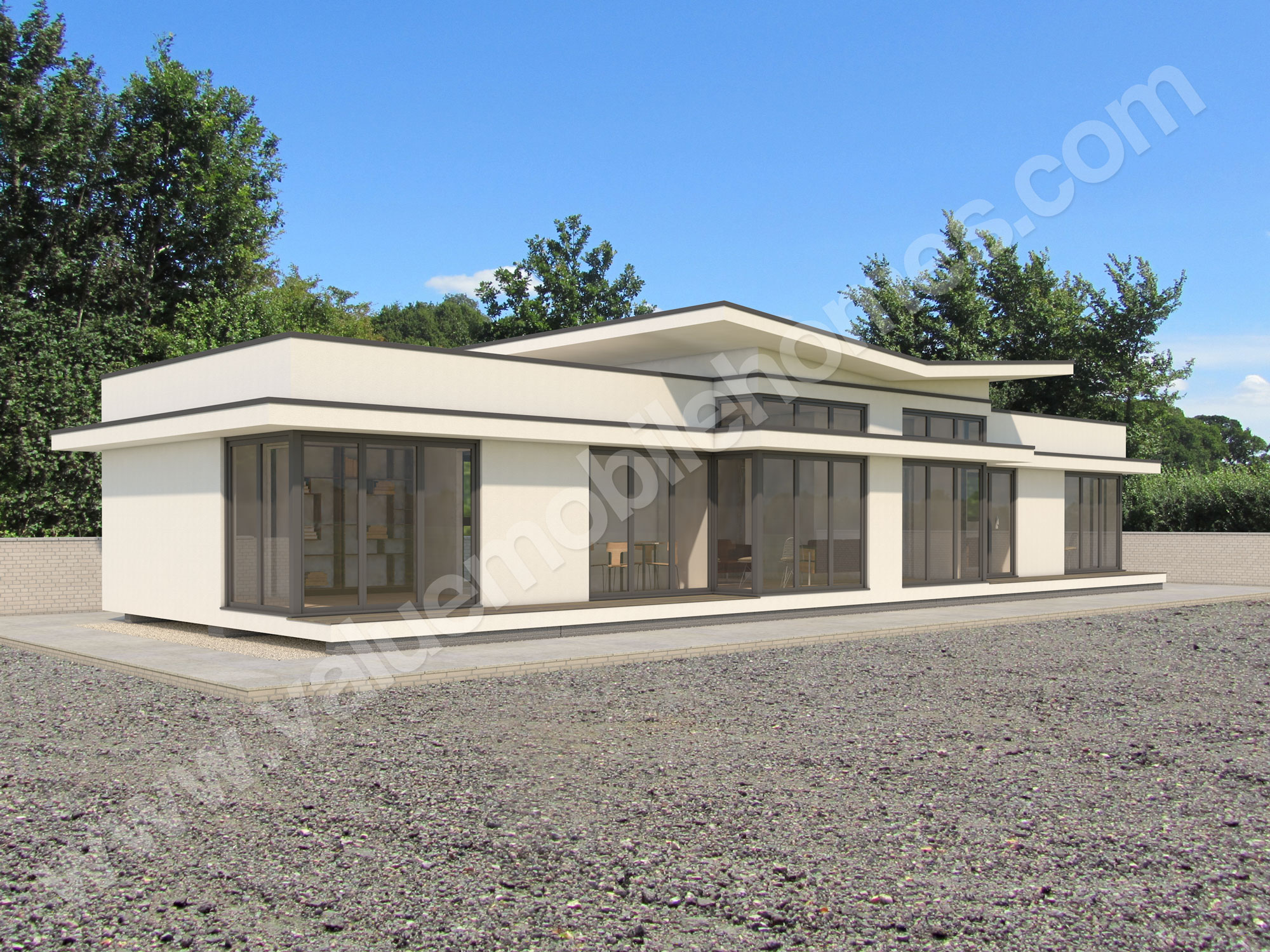 Butterfly1 twin unit mobile homes planning permission home plans,Planning Permission Mobile Home