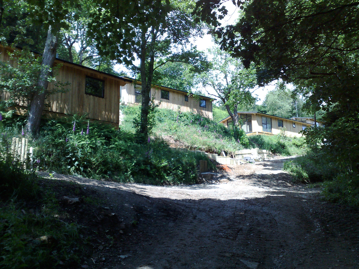 Twin Unit Mobile Homes And Log Cabins